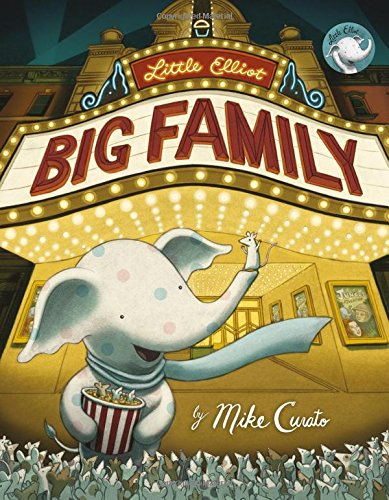 Little Elliot, Big Family from Henry Holt Company