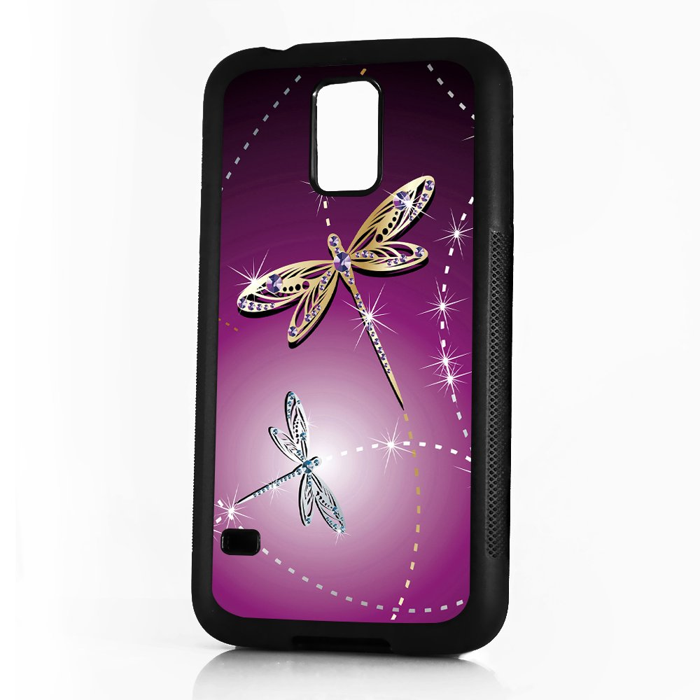 Amazon.com: (para Samsung Galaxy S5) carcasa funda tapa ...