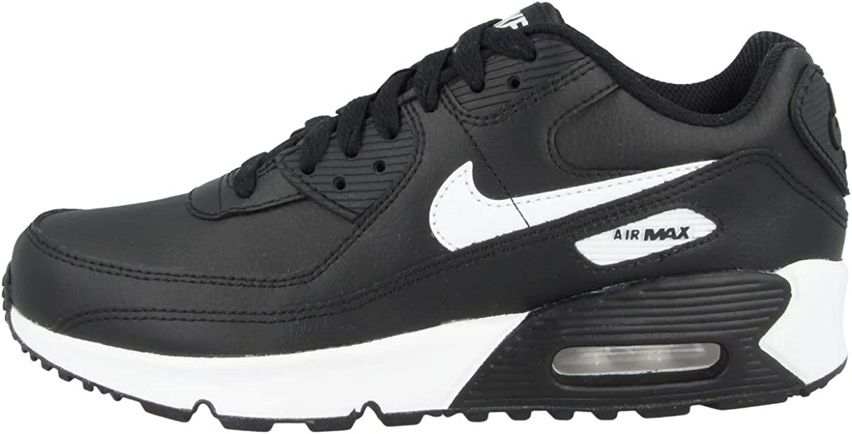 NIKE Air MAX 90 LTR, Running Shoe Unisex-Child: Amazon.es: Zapatos y complementos