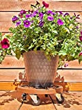 Little Easy Patio Caddy Plant and Pot Mover; Easy