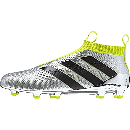 6dca8e96508a2 Adidas ACE 16+ PURECONTROL Firm Ground Cleats  SILVMT  (13.5 ...