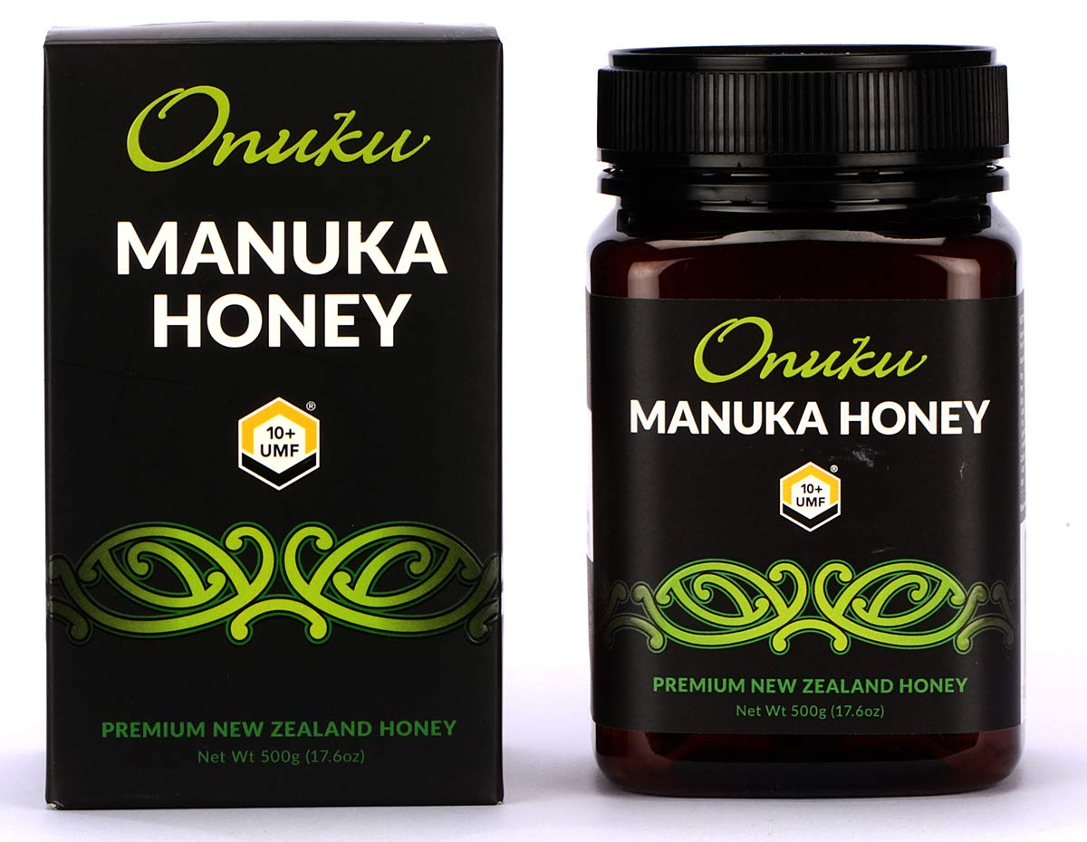 Onuku Manuka Honey Certified UMF 10+ (MGO 264+), New Zealand, 500g (17.64oz)