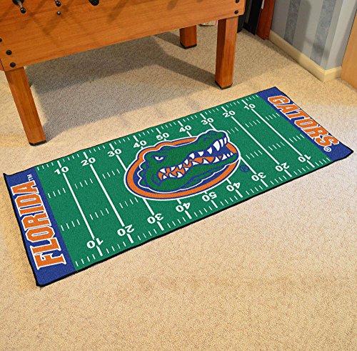 (Fan Mats University of Florida Football Field Runner: 2 ft. 6 in. x 6 ft.)