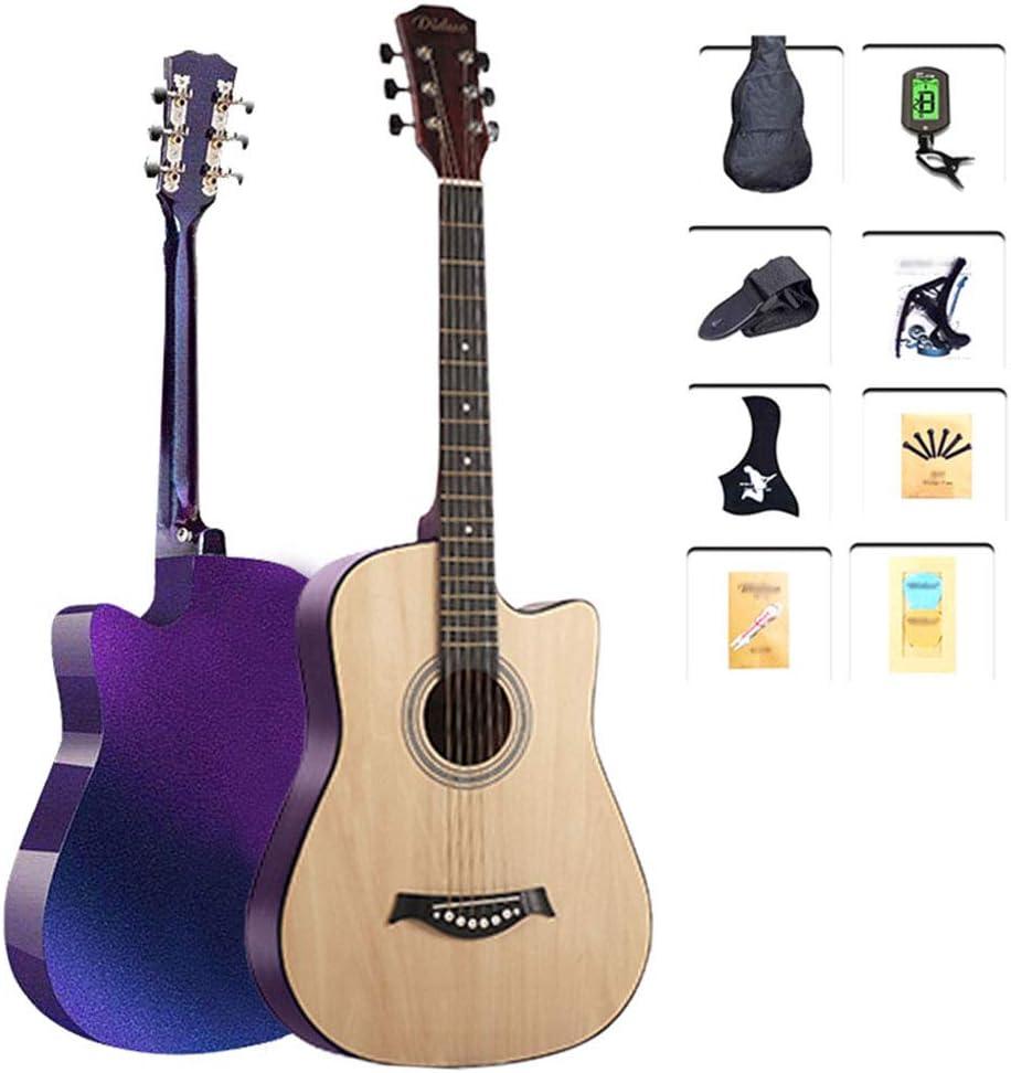 WXLSQ Guitarra Clasica 38