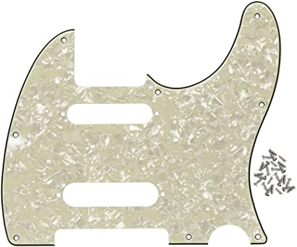 Chrome TL neck position pickup for telecaster pickguard mounting new