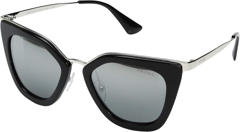 Amazon.com: Prada 0PR 53SS lentes de sol para mujer, Azul ...