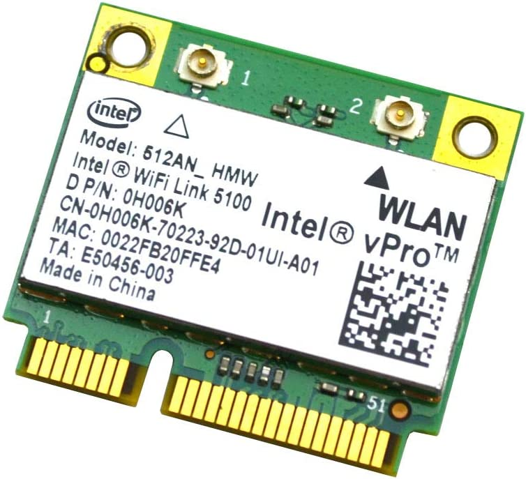 Dell Studio 1555 Inspiron 15z 1570 WLAN WiFi Card CY256