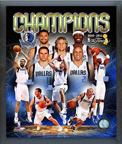 Mavericks Dallas Poster Team - Dallas Mavericks NBA Team Photo (Size: 17