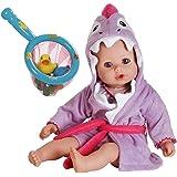 Amazon Com Zapf Baby Born Mommy Look I Can Swim Toys Amp Games
