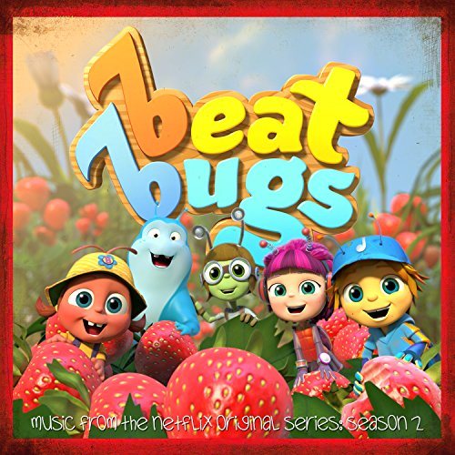 Bugs Two - The Beat Bugs: Complete Season 2 (Music From The Netflix Original Series)