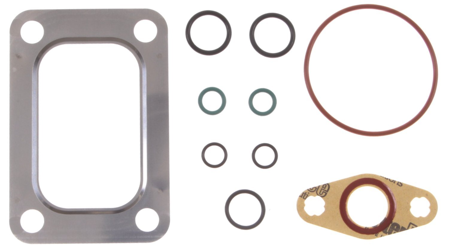 MAHLE Original GS33744 Turbocharger Mounting Gasket Set