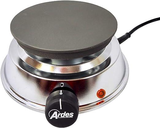 650 Watt ❀ Einzelkochplatte ❀ Minikochplatte Ardes Kochplatte Cico ❀ 12 cm