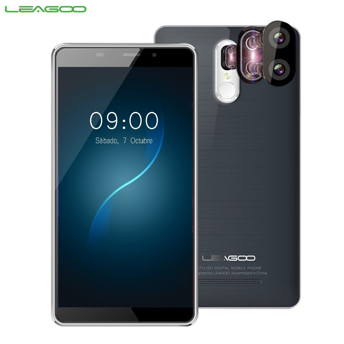 Leagoo M Pro G Phablet Android pulgadas Corning gorila de cristal pantalla