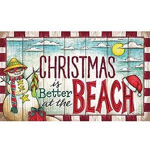 61zUXz08k3L._SS300_ 100+ Beach Doormats and Coastal Doormats