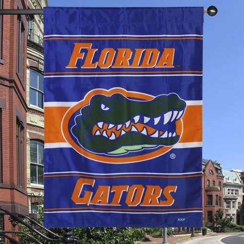 Fremont Die NCAA Florida Gators 2-Sided House Flag, 28