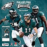 Philadelphia Eagles 2018 Calendar