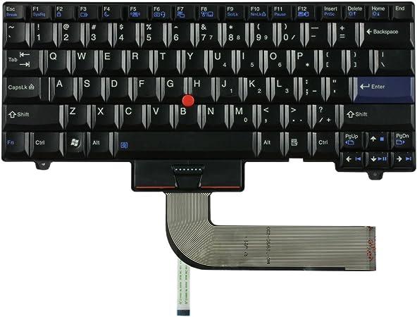 Teclado para LENOVO IBM THINKPAD L410 L412 L420 L510 L512 L520 Sl410 Sl510 negro US Layout