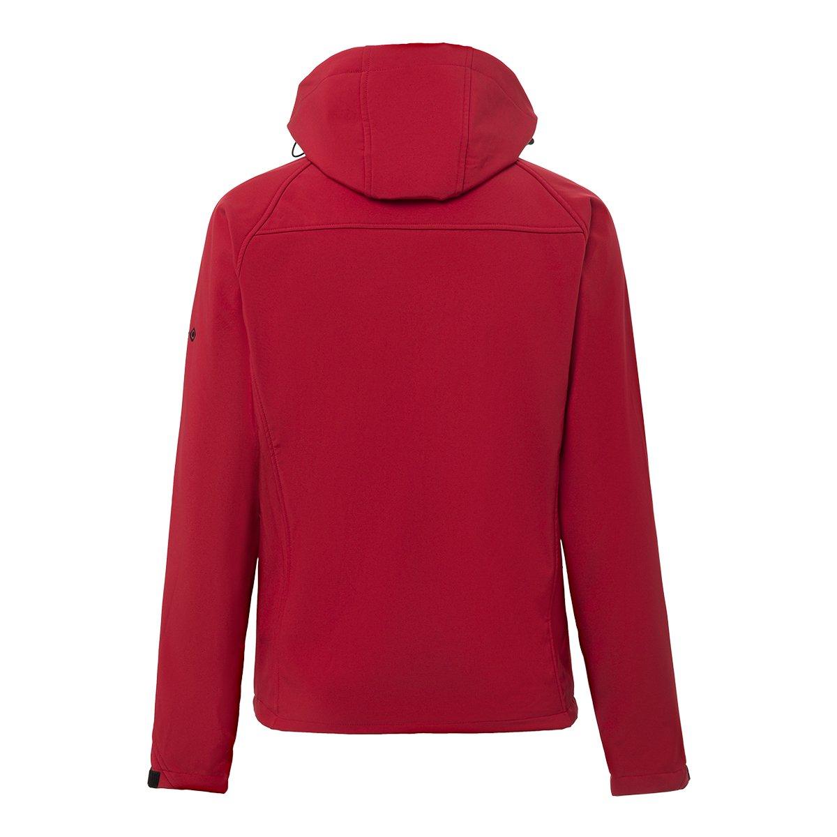 Izas Stratus men/'s softshell jacket.