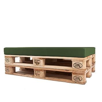 Arketicom Coussins Assise pour Palettes Canapè de Jardin Dehoussable ...