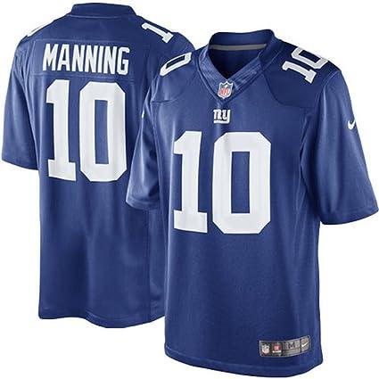 Eli Manning New York Giants Nike