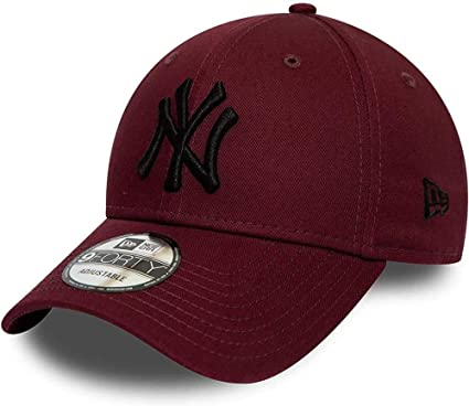 New Era League Estl 9Forty Neyyan MRN Gorra, Unisex Adulto, Dark ...