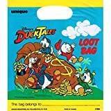 Duck Tales Vintage 1986 Favor Bags (8ct)