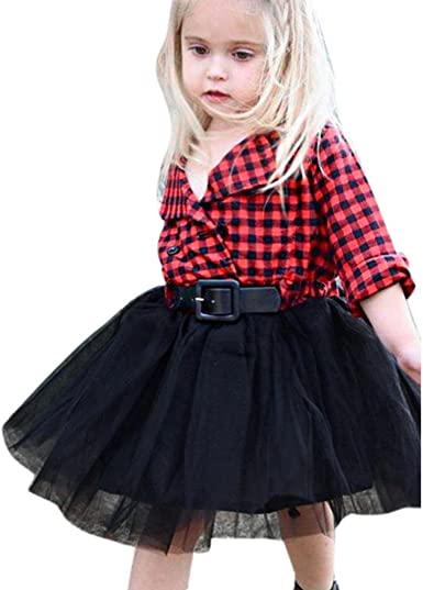 Kehen Kid Toddler Girl Party Dress Long Sleeve Striped Princess Dress Cat Print Lace Pageant Dresses with Bow Winter Clothes