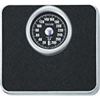 Taylor Precision Products 48325072 Silver/Black Mechanical Bath Scale 5-Inch Dial