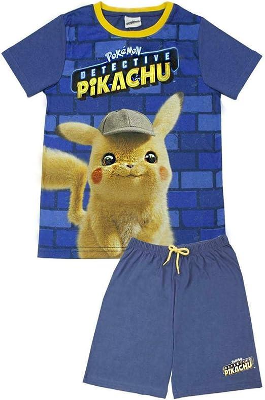 Vanilla Underground Pyjama Court de Pokemon Detective Pikachu Boy
