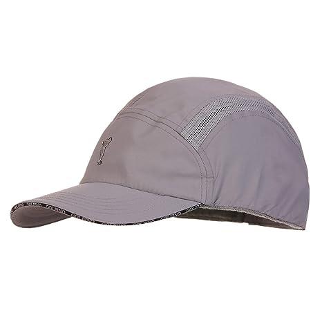 Gorra de golf de caballero con propiedades de juego transpirables ...