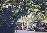 Vietnam - Südvietnam Rundreise (Wandkalender 2018 DIN A2 quer) Dieser erfolgreiche Kalender wurde dieses Jahr mit gleichen Bildern und aktualisiertem Kalendarium wiederveröffentlicht.