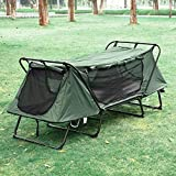 Yescom Folding Tent Cot Oxford Portable Waterproof