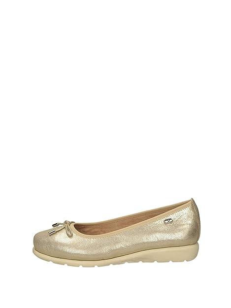 more photos 89d5a b05e0 VALLEVERDE shoes woman ballerina 36101 PLATINO size 41 ...