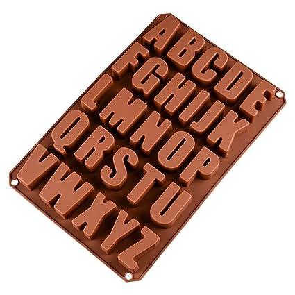 Pulison Molde de Silicona para Chocolate, Hacer Galletas ...