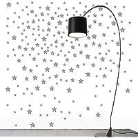 220pcs Pegatinas Estrellas Pared Vinilos Adhesivos Stickers Decorativos Pared Etiquetas Pared Decoración Salón…