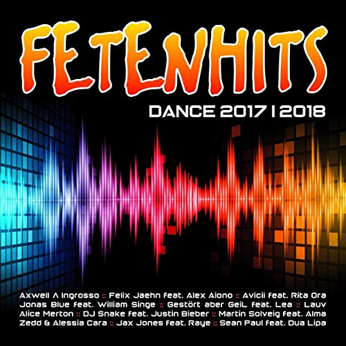 VA-Fetenhits Dance 2017  2018-2CD-FLAC-2017-VOLDiES Download