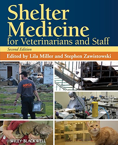 Shelter Medicine for Veterinarians and Staff by Miller Lila EDT