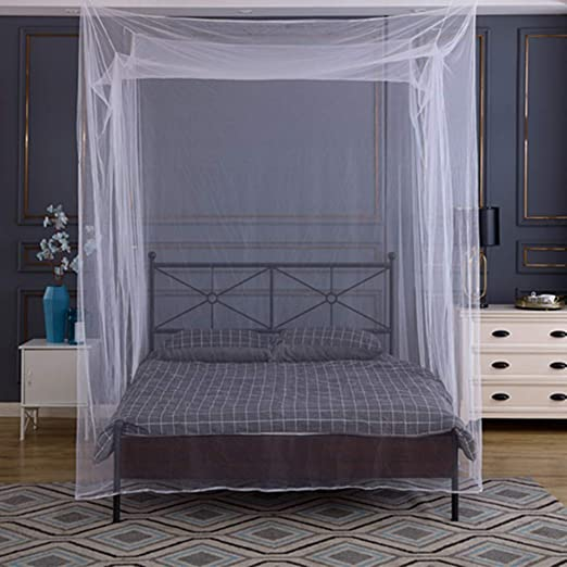 for Covering Beds Hammocks,Twin and King Size Bed Mosquito Net for Bed,Elegant Bed Canopy Set Including Full Hanging Kit,Insect Fly Protection Screen Cribs