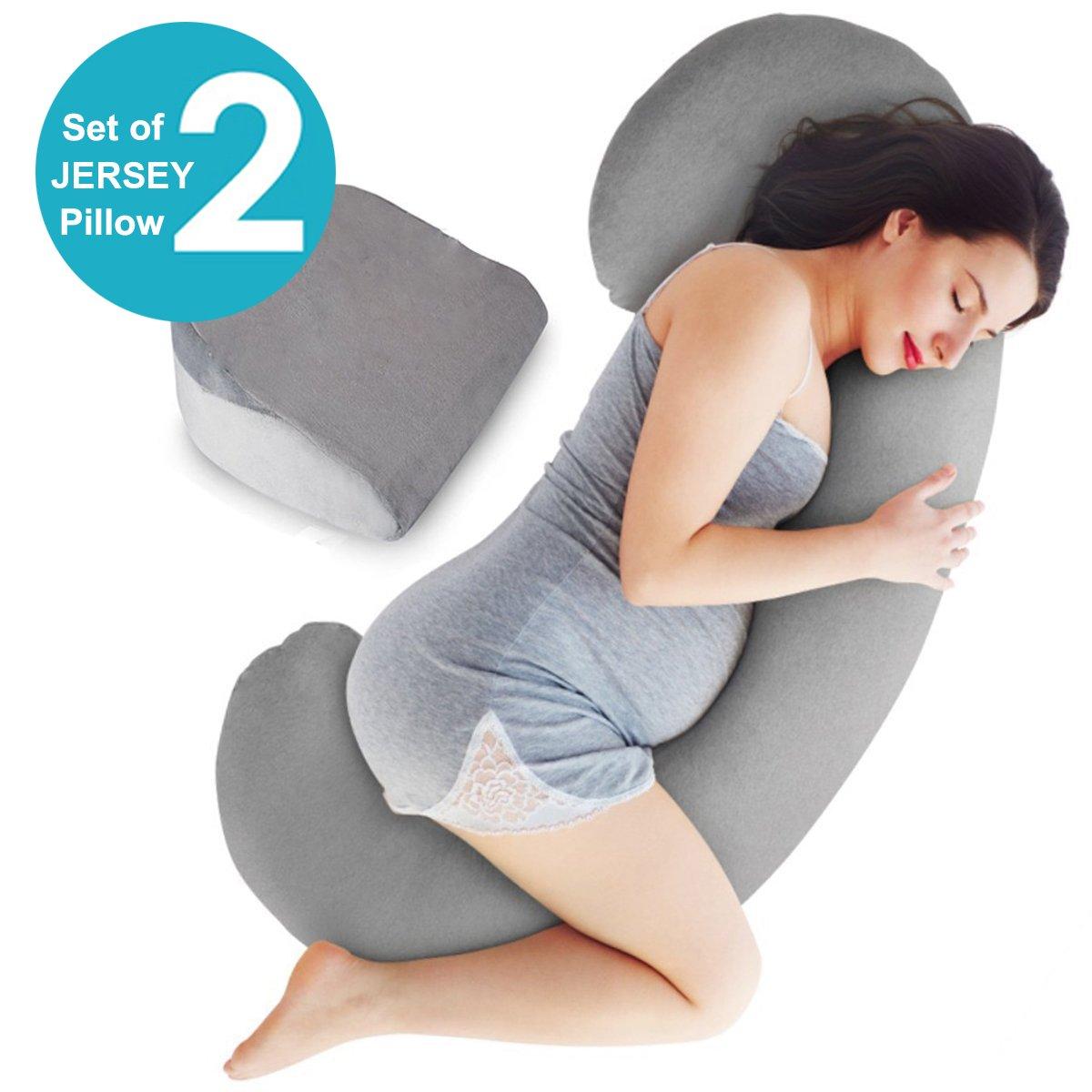 Las mejores 5 almohadas de cuerpo entero para utilizar durante el embarazo el diario ny - Almohadas para embarazo ...