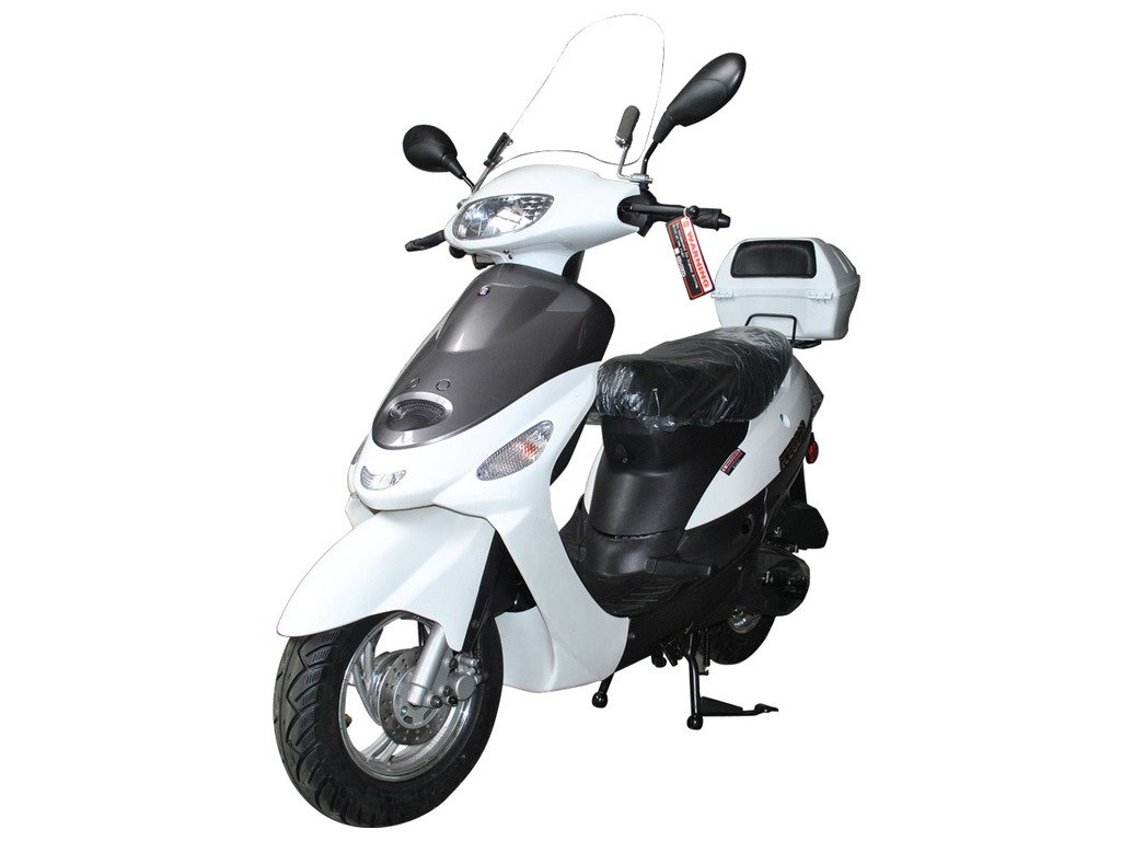 Icebear Rocket 49cc Scooter Black Friday Deal 2019