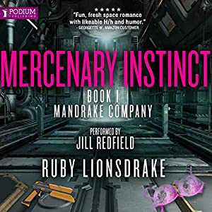 Mercenary Instinct Hörbuch