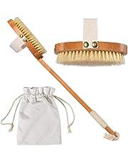 letforward Dry Brushing Body Brush, Dry Skin Brush, Body Scrubber/Brush Perfect for Dry Skin Brushing