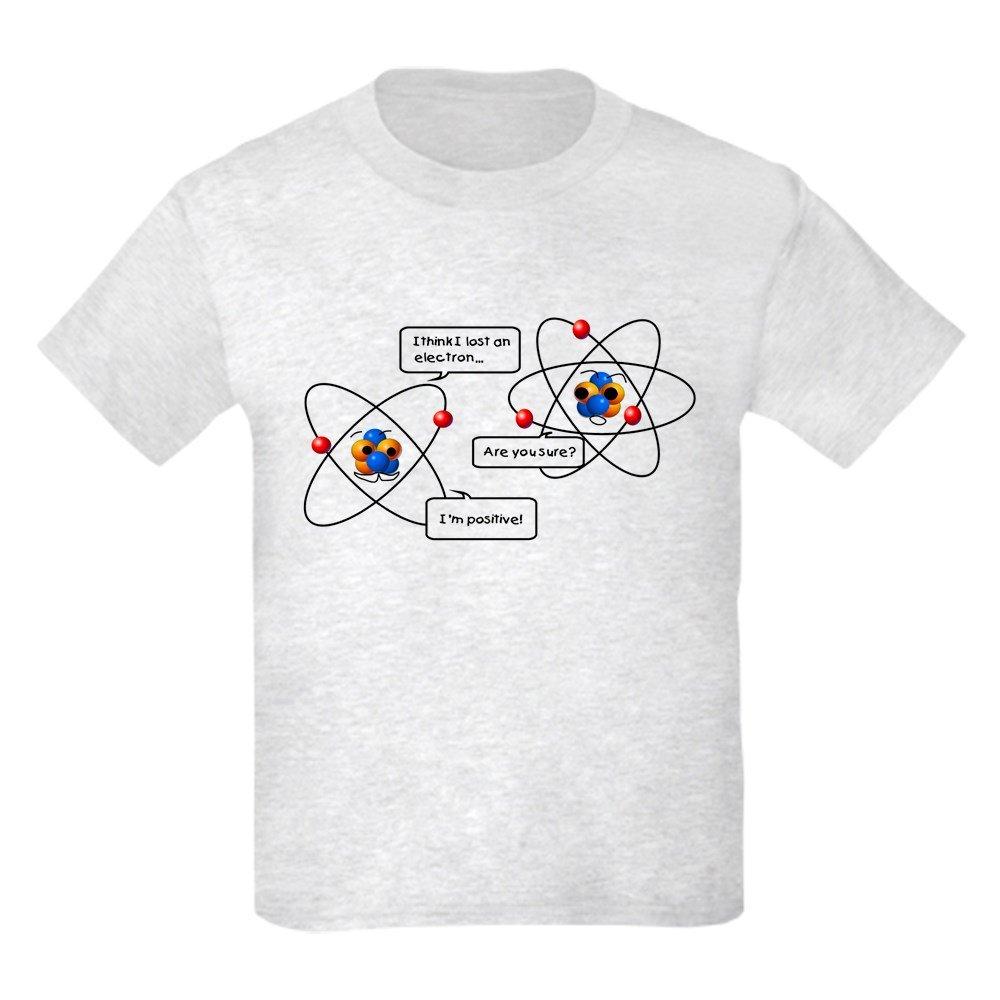 b47e0b961 Amazon.com: CafePress - Atom Joke Kids T-Shirt - Kids Cotton T-shirt:  Clothing