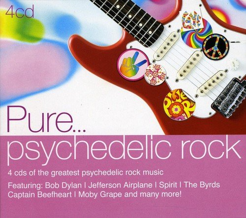 Price comparison product image Pure: Psychedelic Rock / Various