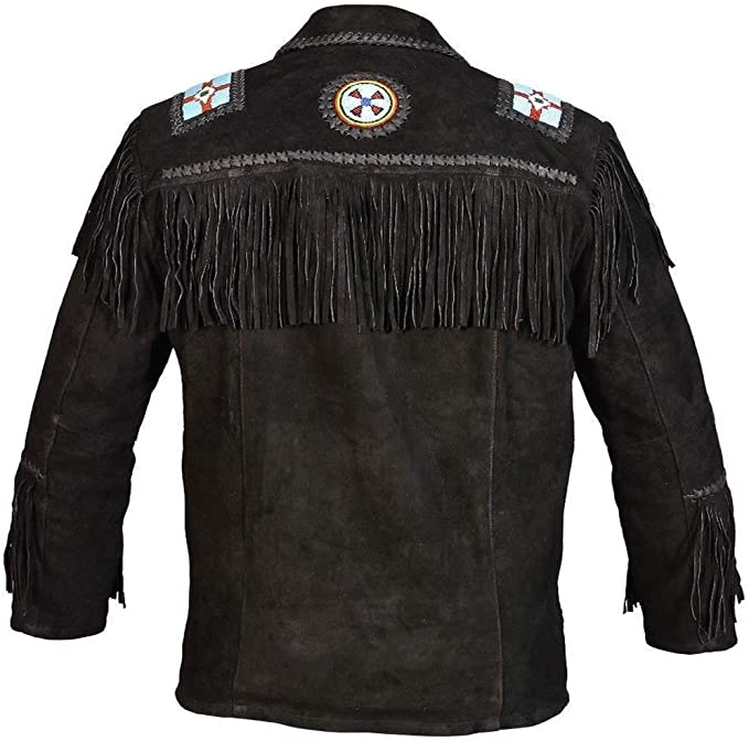 LEATHERAY Mens Fashion Real Leather Retro Style Jacket Brown
