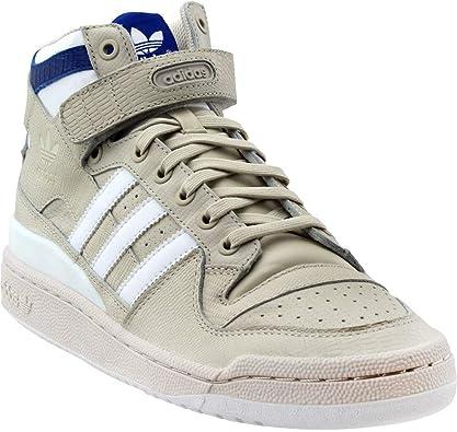 Zapatillas Deportivas y Deportivas Adidas Forum Mid para Hombre, Marrón (Marrón), 43 EU: Amazon.es: Zapatos y complementos