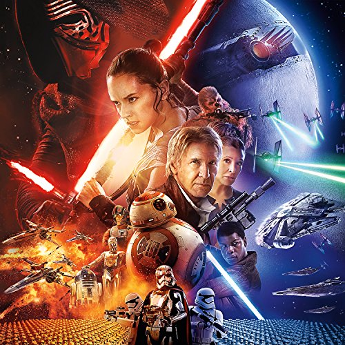 Buffalo Games Star Wars - Worlds Most Difficult 500Piece Double Sided Jigsaw Puzzle by Puzzle