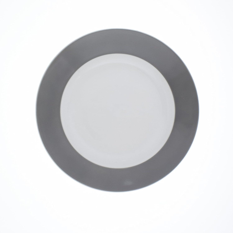 H.Nr. 576400A70705C 23 cm grau KAHLA Brunch-Teller flach PRONTO COLORE
