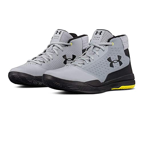 45bfb215 Under Armour Jet 2017 1300016-941, Zapatillas para Hombre, (Black,Grey