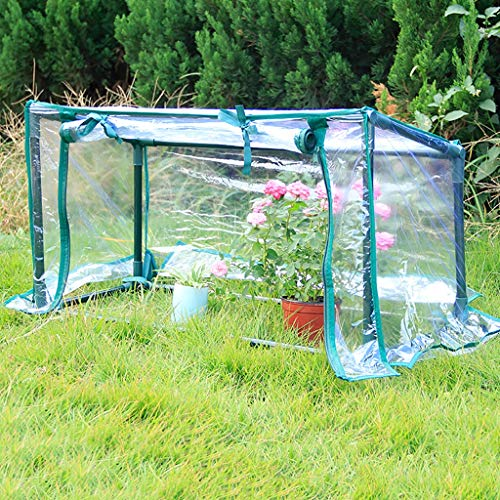 - ZCCWS Thermal Insulation shed Rain Cover Balcony windowsill Greenhouse Greenhouse Flower House Plant Succulents Flowers and Flowers